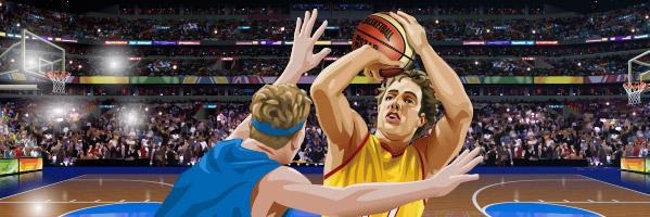Basketball Star Slot