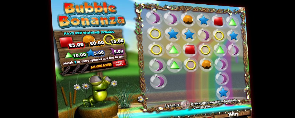 bubble machine online game