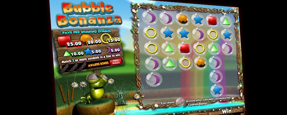 bubble machine game online