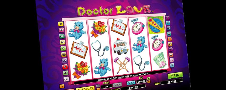 Doctor Love Slot Machine