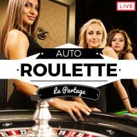 Live Auto French Roulette La Partage - Mobil6000