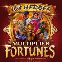 108 Heroes Multiplier Fortunes - Casumo Casino